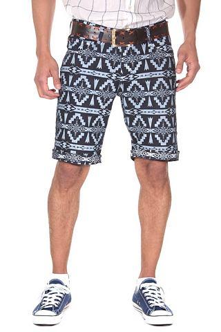 CATCH 5-pocket-short in Slim Fit