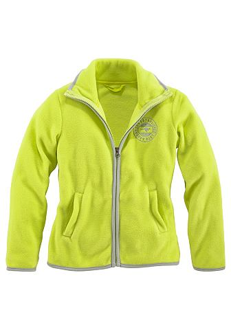 KANGAROOS Fleece-jack voor meisjes