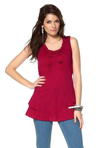 Longline-shirt, Aniston