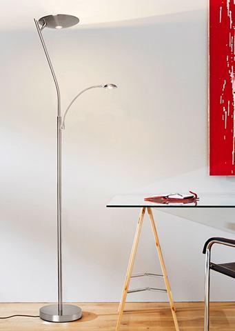BRILLIANT Staande lamp met LED-verlichting