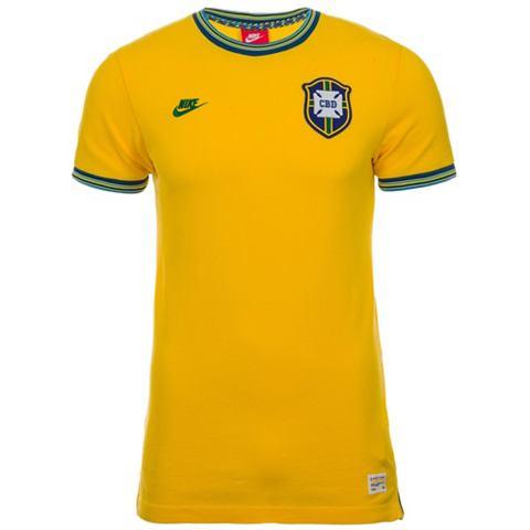 NIKE Brazilië Covert retro T-shirt heren