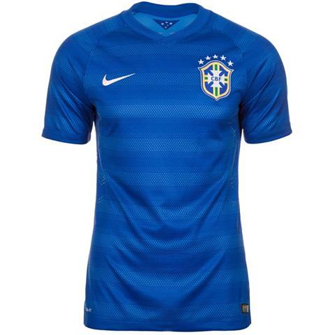 Nike Performance BRAZIL AWAY JERSEY 2014 AUTHENTIC Voetbalshirt Land Blauw