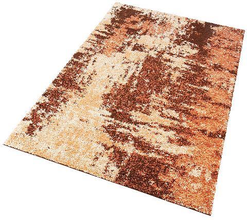 MY HOME Hoogpolig karpet Hannes