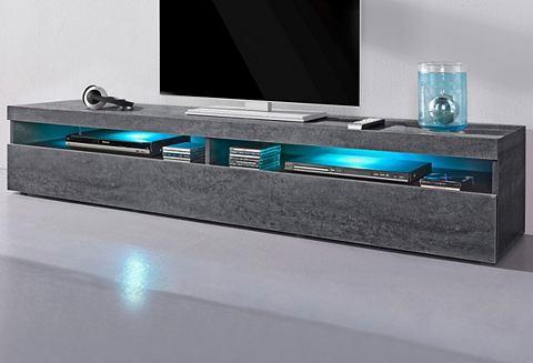 Lowboard breedte 130 cm of 200 cm