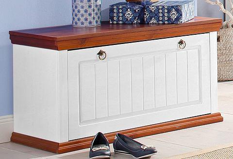 HOME AFFAIRE Kistbankje met schoenenvak