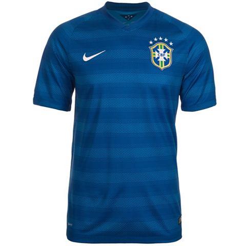 NIKE Brazilië-shirt Away Stadium WK 2014 heren