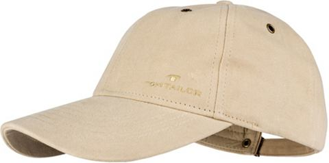 TOM TAILOR Cap met klemsluiting