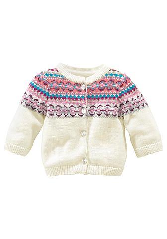 KLITZEKLEIN Vest voor baby's met katoen