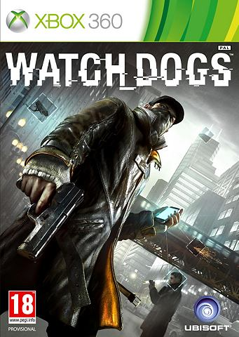 XBOX 360 Game Watch Dogs