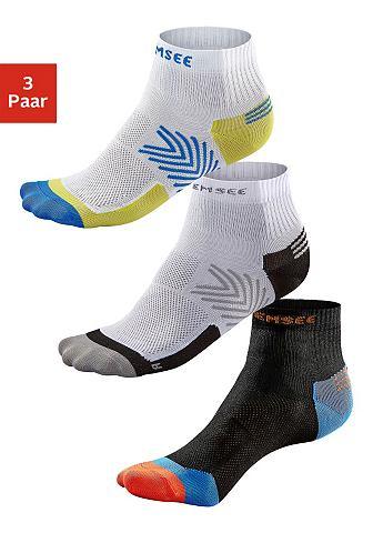 CHIEMSEE Korte sokken Running in set van 3 paar