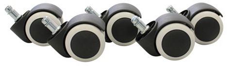 AMSTYLE Roller harde vloeren SPM1-912 in set van 5