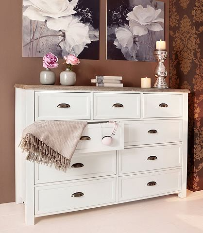 HOME AFFAIRE Kast Chateau breedte 138 cm