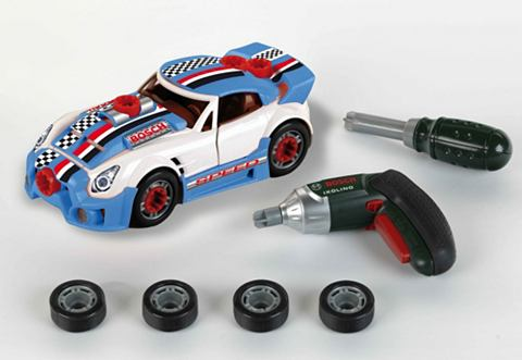 KLEIN THEO Car Tuning Bosch