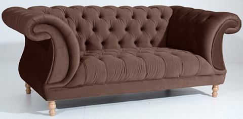 MAX WINZER® Chesterfield-bank Isabelle 2-zits