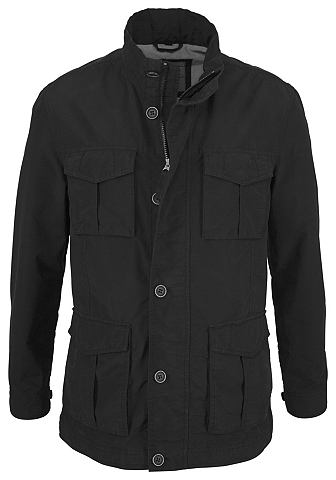 MAN'S WORLD Field-jacket Regular Fit