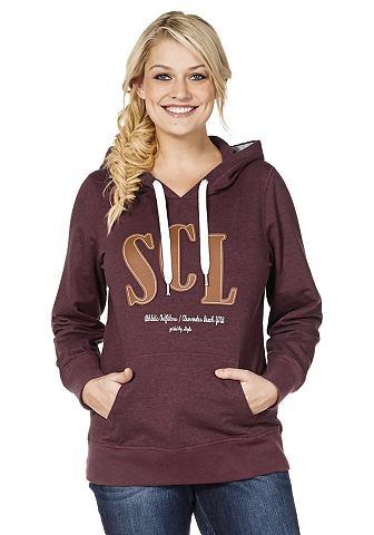 SHEEGO CASUAL Sweatshirt met katoen