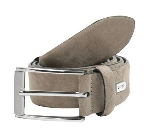 LLOYD Men's Belts heren riem van veloursleer