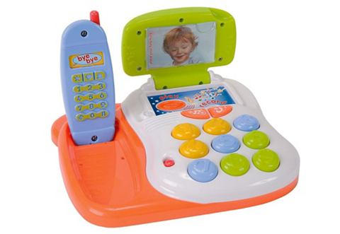 SIMBA Grappige telefoon met geluidjes