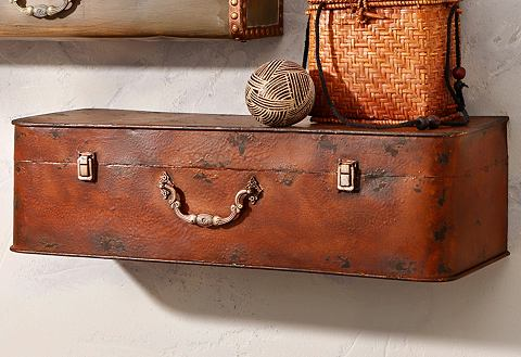 HOME AFFAIRE Wandmeubel Koffer