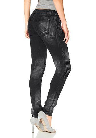 LAURA SCOTT Skinny-jeans in 4-pocketsstijl