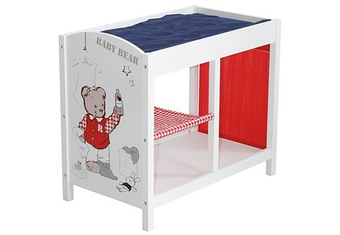 ROBA Poppencommode Teddy College