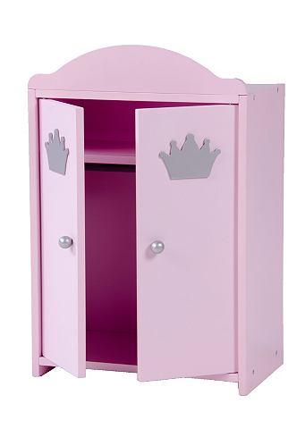 ROBA Poppenkledingkast Sophie 2-deurs