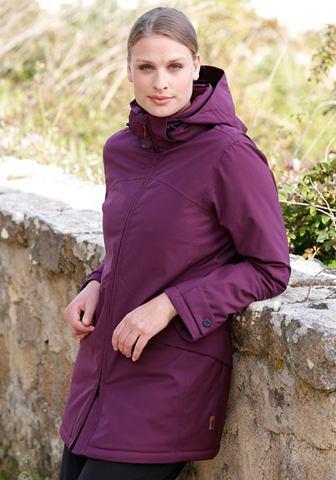 MAIER SPORTS Functionele jas met ritssluiting voor