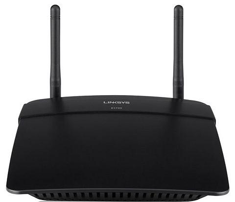 LINKSYS Wireless-N300 Router - E1700-EW