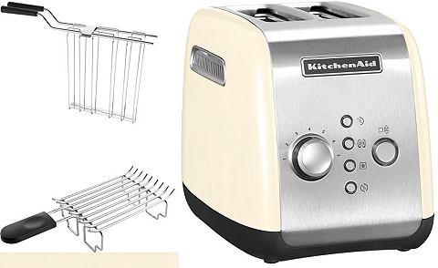 KITCHENAID Toaster 1100 W in crèmekleur