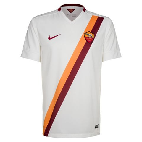 Nike Performance AS ROMA Voetbalshirt Club Wit