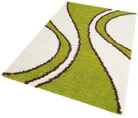 MY HOME Hoogpolig karpet Elisa hoogte ca. 30 mm