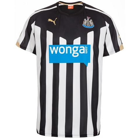 PUMA Newcastle United shirt Home 2014/2015 heren