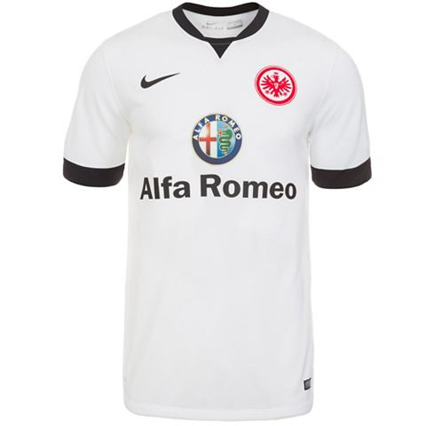 NIKE Eintracht Frankfurt shirt Away Stadium 2014/2015 heren
