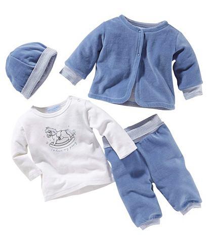KLITZEKLEIN Nicky-babykleding in 4-delige set