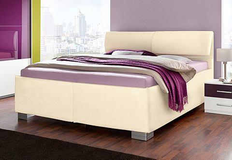 Bed met verschillende matrassoorten, Made in Germany