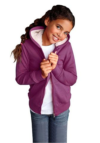 KANGAROOS Sweatvest voor meisjes