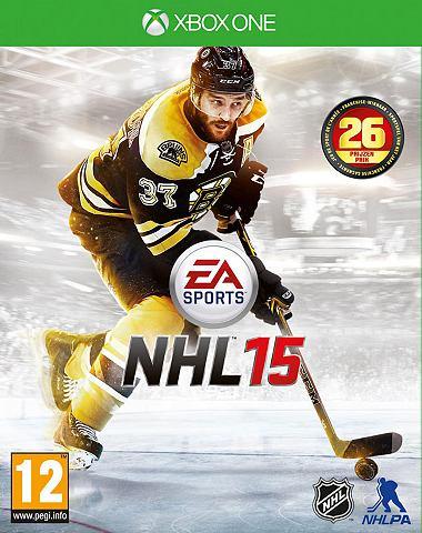 XBOX ONE Game NHL 15