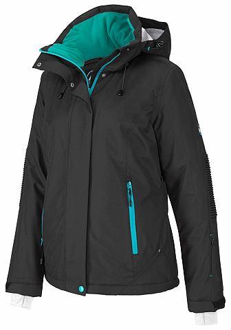 POLARINO Ski-jack met staande kraag