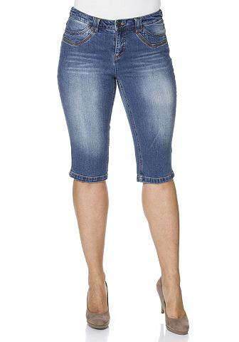 SHEEGO DENIM Capri-jeans met 2 steekzakken