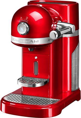 KITCHENAID Nespresso 5KES0503EER/4 empire-rood