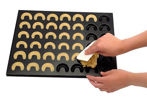 ZENKER Bakplaat voor koekjes 2-delig