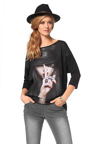 ANISTON Shirt met print