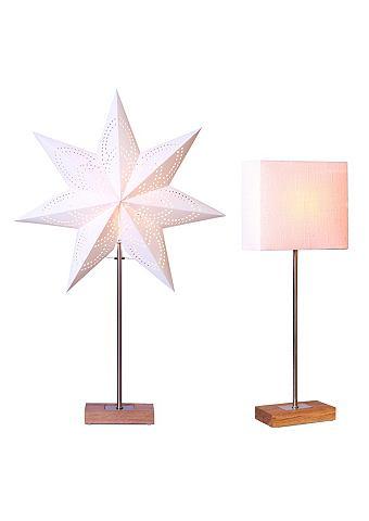 Staande lamp met dubbelfunctie