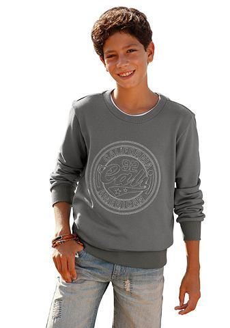 ARIZONA Sweatshirt met 3D-borduursel