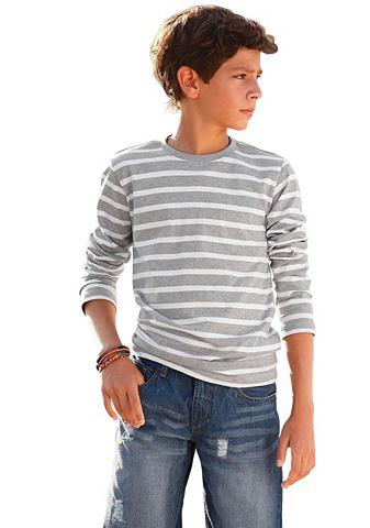CFL Jongens-shirt met lange mouwen