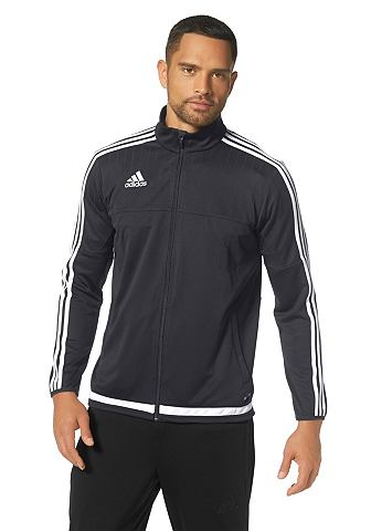 adidas Performance TIRO Trainingsjack schwarz