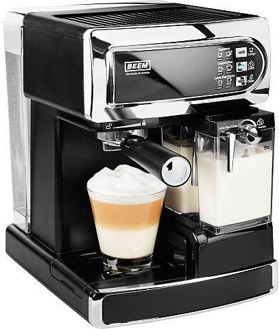 BEEM Koffie-/espressoapparaat I-Joy zwart/chroom