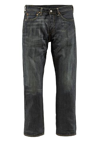 Levi's® 501 THE ORIGINAL STRAIGHT Straight leg jeans Blauw