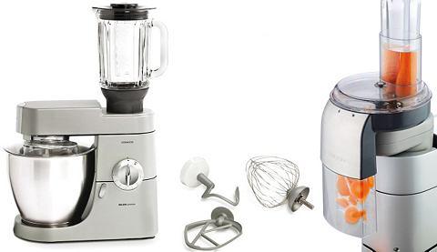KENWOOD Keukenmachine KMM770 6,4 liter 1200 W