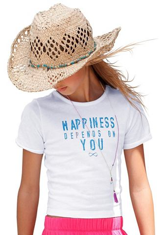 ARIZONA T-shirt Happiness depends on you